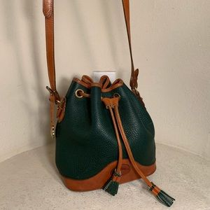 Vintage Dooney & Bourke Mini Drawstring Bag